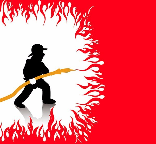 TPCI RT 14 Brigada de incêndio